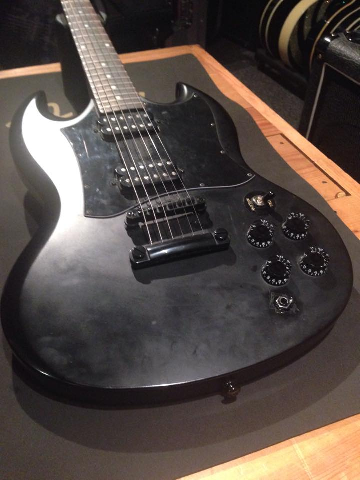 Epiphone G310 Limited Edition Pitch Black
