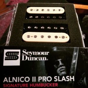 Seymour Duncan Slash Pickups