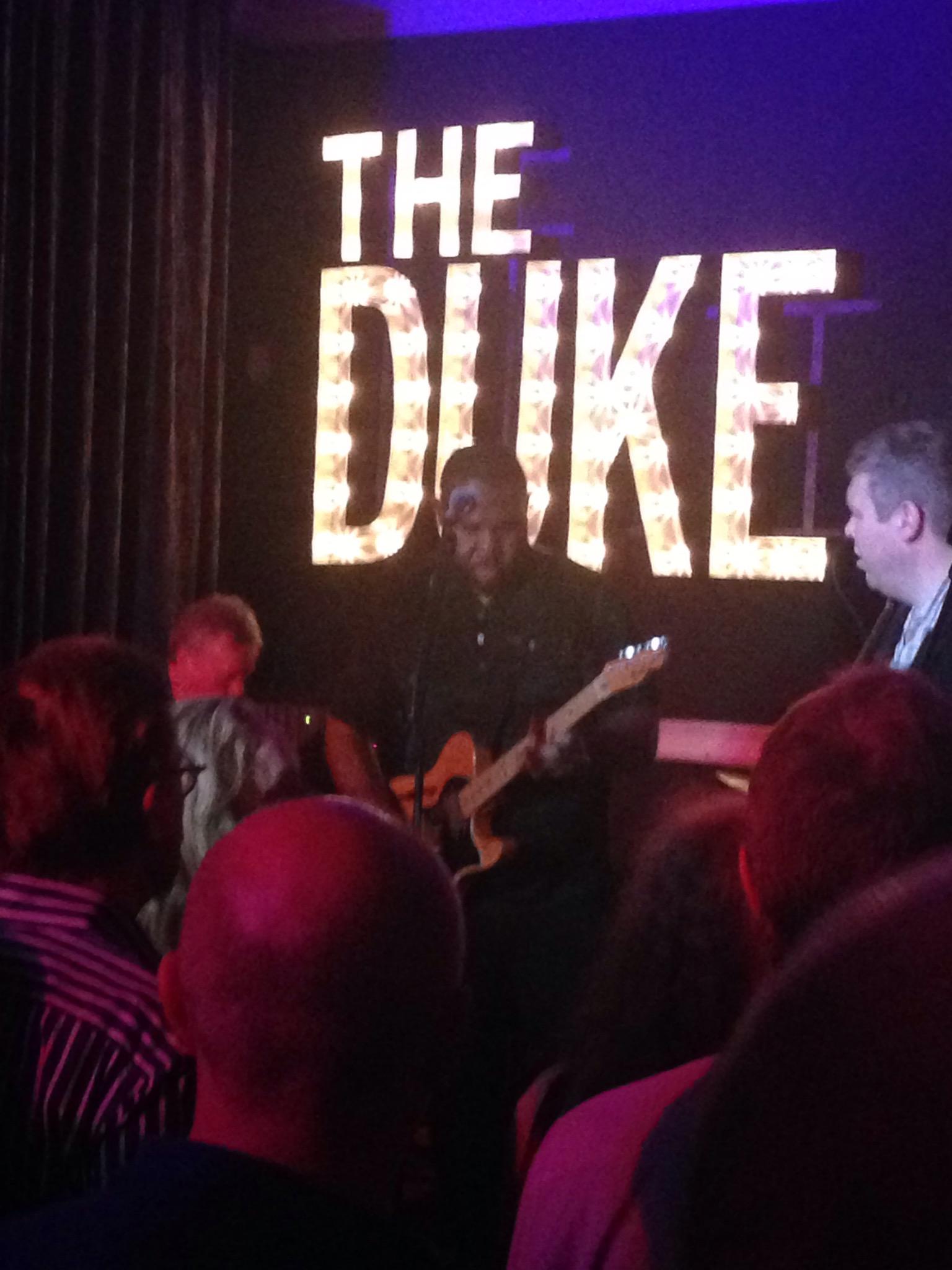 Kirk Fletcher and Simon Foster at The Duke, Whitstable